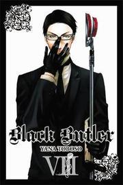 Black Butler, Vol. 8 by Yana Toboso
