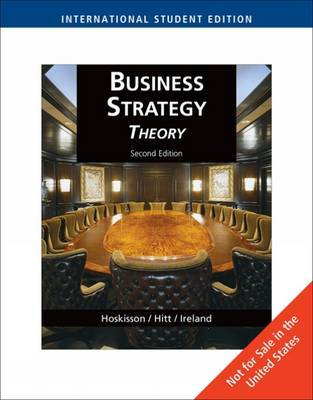 Business Strategy by R.Duane Ireland image