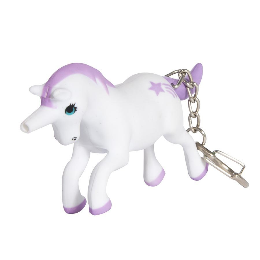 Unicorn Fantasy LED Keychain image