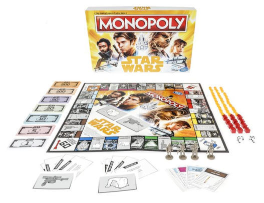 Star Wars: Monopoly - Han Solo Edition image