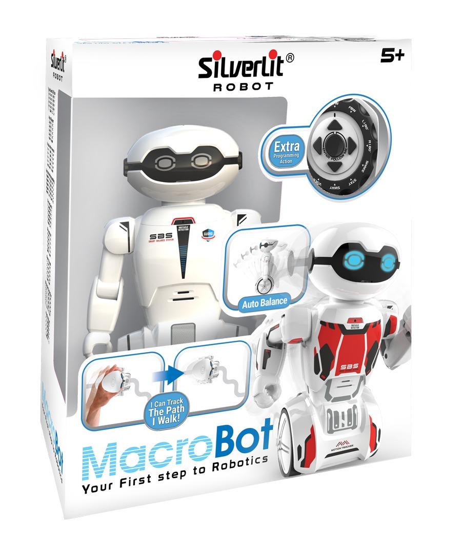 Silverlit: Macrobot - Red image