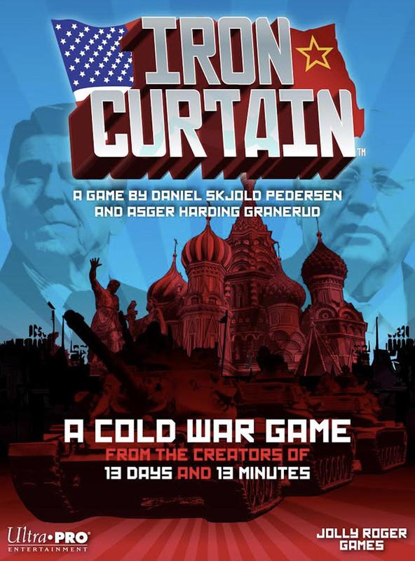 Iron Curtain - A Cold War Game