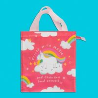 Unicorn Snack Bag