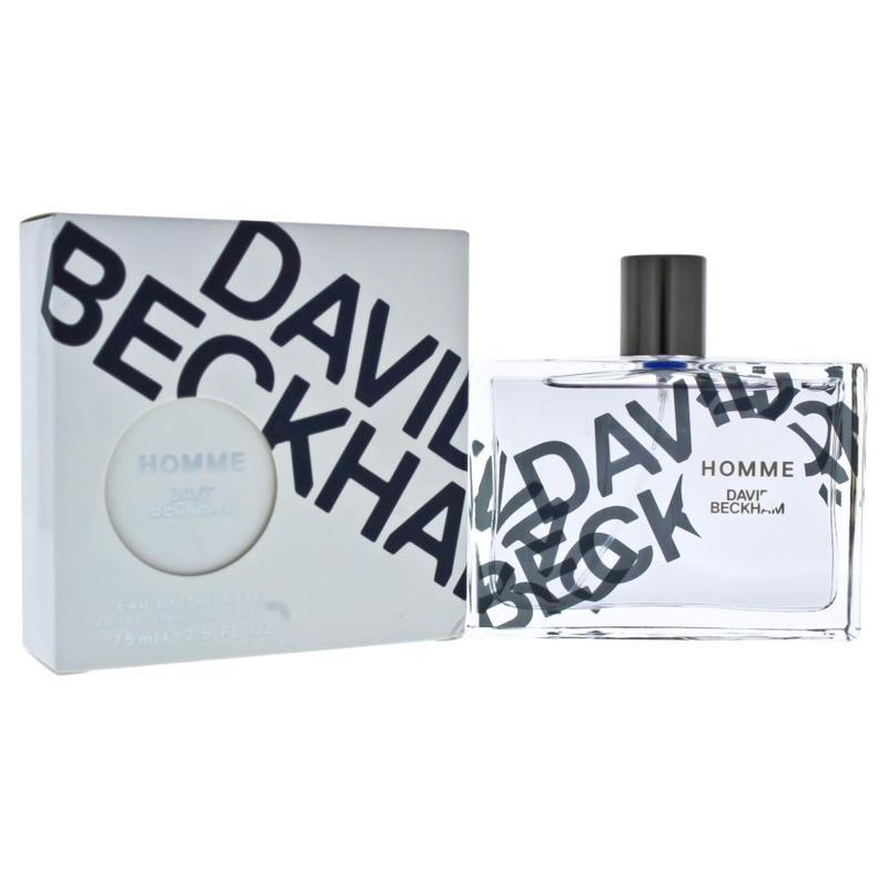 David Beckham - Homme Fragrance (75ml EDT) image