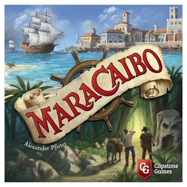 Maracaibo - Card Game