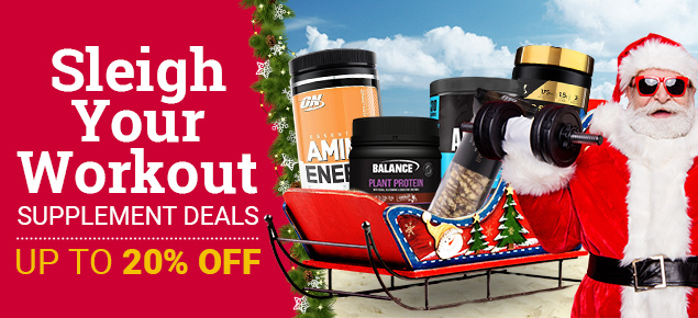 Sleigh Your Workout Deals