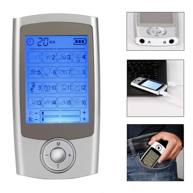 Rechargeable Muscle Pain Relief Stimulator