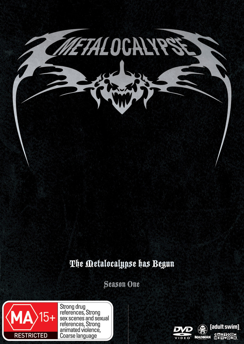 Metalocalypse - Season 1 on DVD image