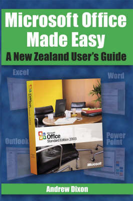 Microsoft Office Made Easy by Andrew Dixon image