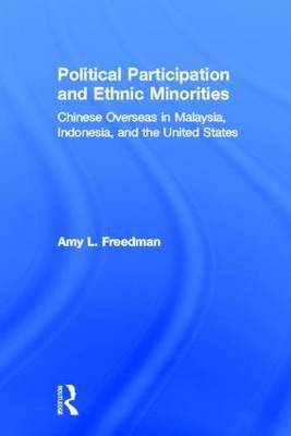 Political Participation and Ethnic Minorities by Amy L Freedman image