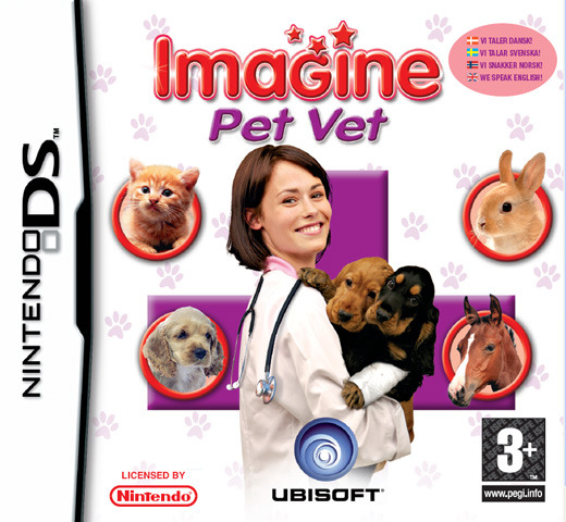 Imagine Pet Vet 2 for Nintendo DS