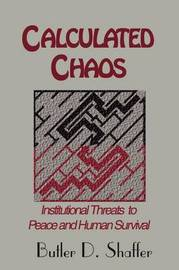 Calculated Chaos by Butler, D Shaffer image