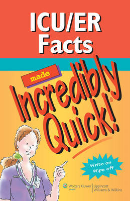 ICU/ER Facts Made Incredibly Quick! image