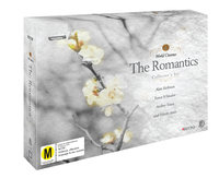 World Cinema: The Romantics Collector's Set on DVD