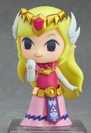 The Legend of Zelda: Nendoroid Zelda (Wind Waker HD Ver.)