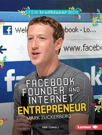 Mark Zuckerberg by Anastasia Suen