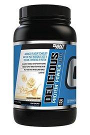 Giant Sports Delicious Elite Protein - Banana (907g)