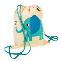 Rex Drawstring Bag (Elvis The Elephant)