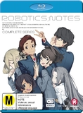 Robotics;notes - The Complete Series on Blu-ray