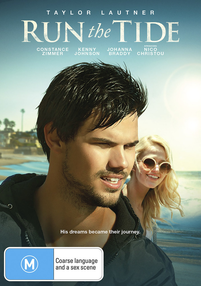 Run the Tide on DVD image