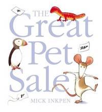 Great Pet Sale by Mick Inkpen image