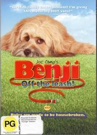 Benji: Off The Leash! on DVD image