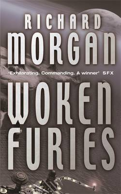 Woken Furies by Richard Morgan image
