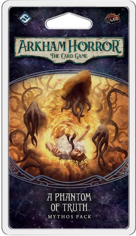 Arkham Horror LCG: A Phantom of Truth - Mythos Pack