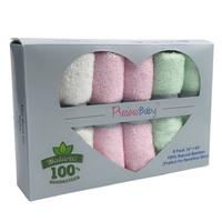 Precious Baby: Bamboo Wash Cloth - Pink