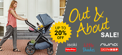 Baby Out & About Sale