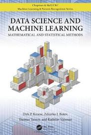 Data Science and Machine Learning by Dirk P Kroese