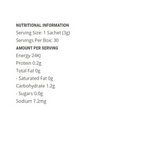 Green Tea X50 + Resveratrol - Mango (30 Sachets) image