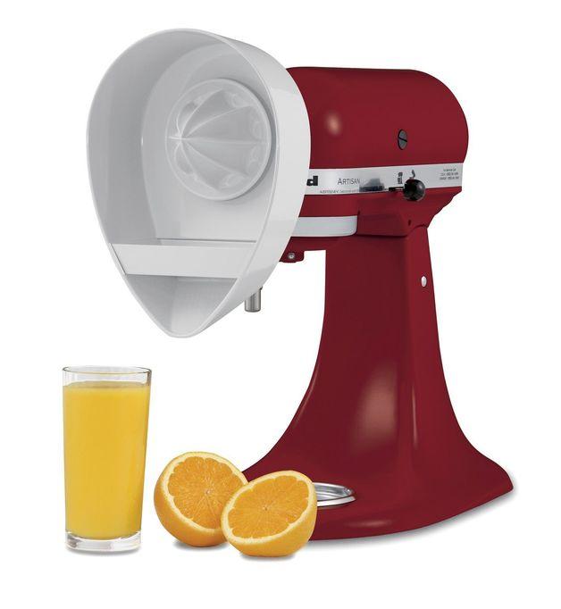 KitchenAid: Citrus Juicer with Strainer Attachment