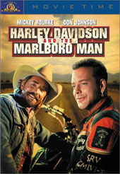 Harley Davidson And The Marlboro Man on DVD
