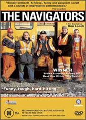 The Navigators on DVD