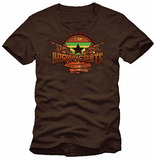 Firefly Browncoats Serenity Valley Men's T-Shirt - XL
