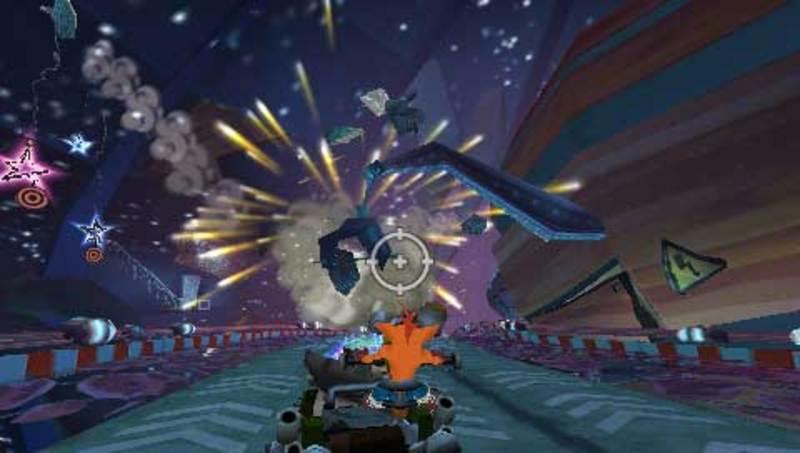 Crash Tag Team Racing (Essentials) for PSP image
