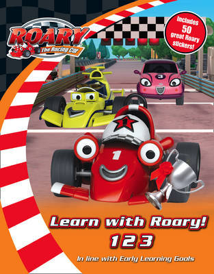 Learn with Roary! 123