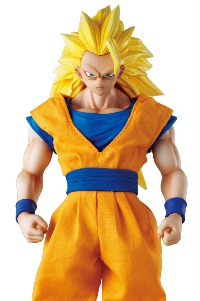 D.O.D: Super Saiyan 3 Son Goku - Action Figure