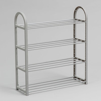 L.T Williams - 4 Tier Shoe Rack