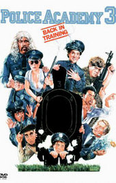 Police Academy 3 - Back In Training on DVD