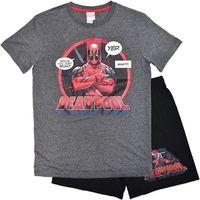 Marvel Deadpool Summer PJs (Small)