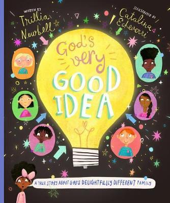 God's Very Good Idea by Trillia J Newbell image