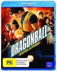Dragonball: Evolution on Blu-ray