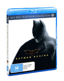 Batman Begins - Platinum Collection on Blu-ray