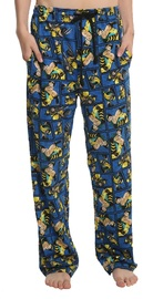 Marvel: Wolverine All Over Print - Sleep Pants (Large)
