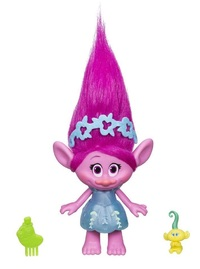 Dreamworks Trolls: Poppy & Troll Baby Doll Set
