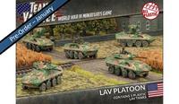 Team Yankee: LAV Platoon (Plastic)