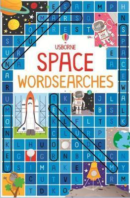 Space Wordsearches by Phillip Clarke image