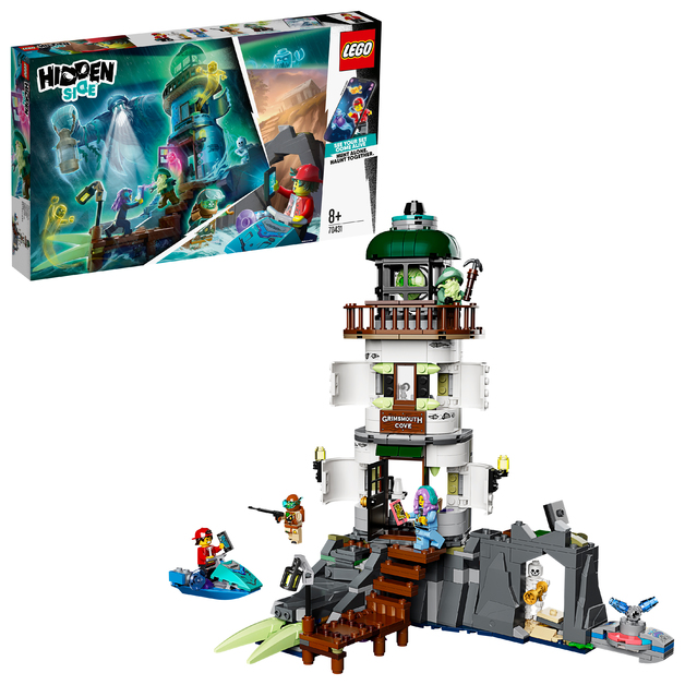 LEGO Hidden Side: The Lighthouse of Darkness - (70431)